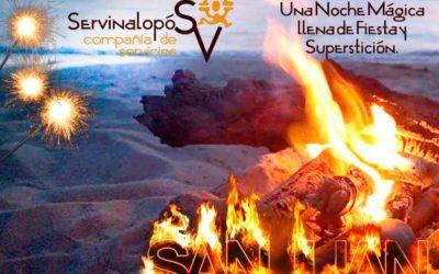 ¿De donde viene la celebración de la noche de San Juan?