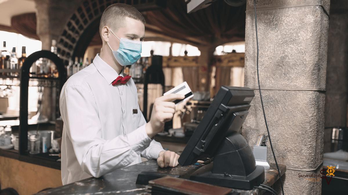 Limpieza y desinfección de bares y restaurantes