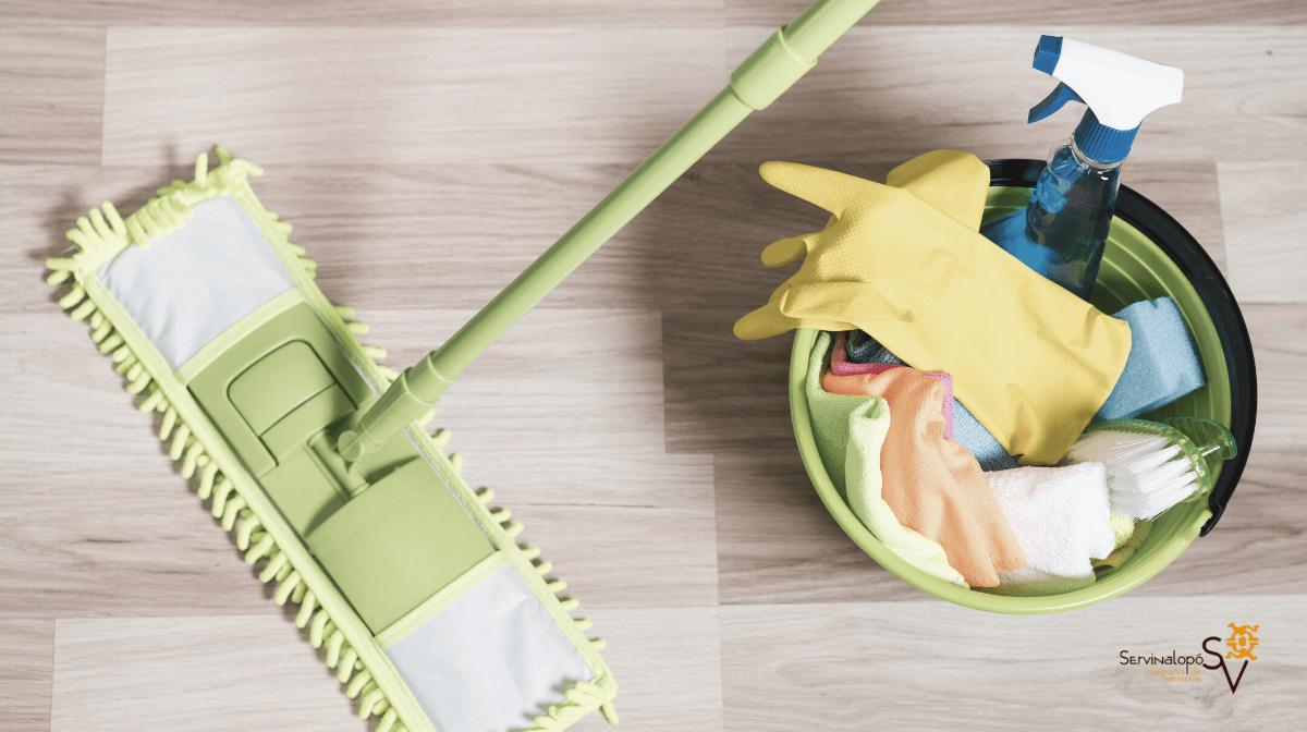 Ventajas de contar con una empresa de limpieza profesional