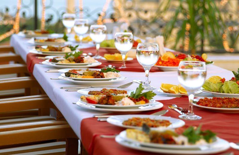 Servicio de Catering en Elda y Petrer de Servinalopo